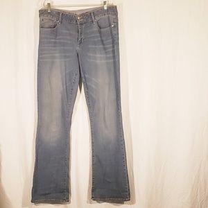 Gap Perfect Bootcut Jeans size 16 xlong (tall)